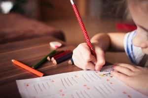 Troubles de l'écriture enfants